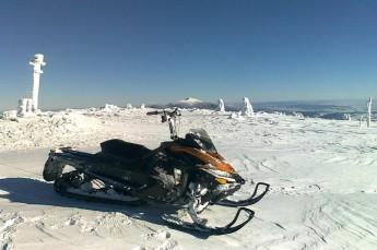 Białka Tatrzańska Atrakcja Skutery śnieżne Snowpro