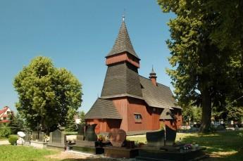 Białka Tatrzańska Atrakcja Zabytek Kościół pw. Szymona i Judy Tadeusza