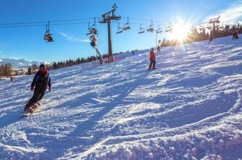 Białka Tatrzańska Atrakcja Stacja narciarska ON Bania Ski & Fun