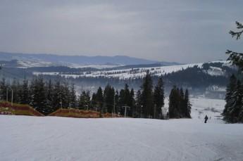 Białka Tatrzańska Atrakcja Stacja narciarska Zebra