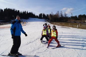 Białka Tatrzańska Atrakcja Szkoła narciarska Zebra