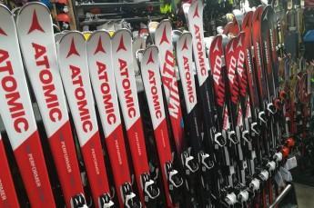 Białka Tatrzańska Atrakcja Wypożyczalnia narciarska Skirent