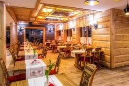 Zakopane Restauracja Restauracja Przy KominQ