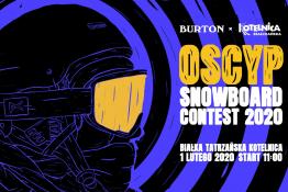 Białka Tatrzańska Wydarzenie Zawody zimowe OSCYP Snowboard Contest 2020