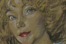 Zakopane Wydarzenie Wystawa Olga Wojakowa - Miss Zakopanego 1925 - portrety